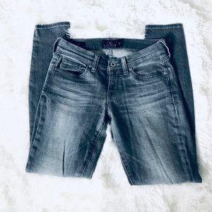 Lucky Brand Jeans- Charlie Skinny